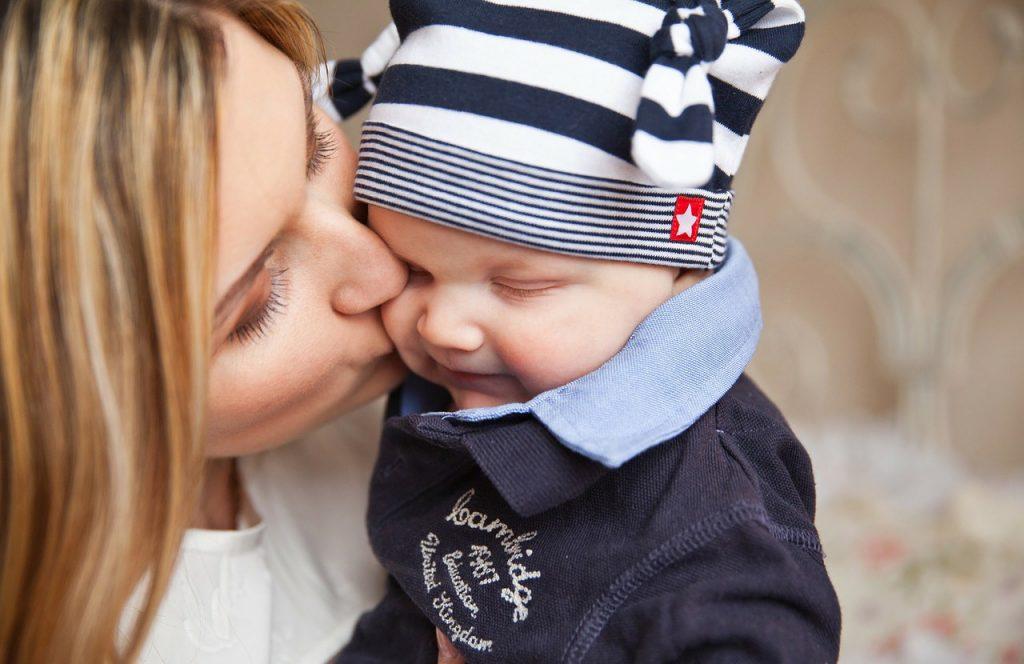 dojčenie a výživa
