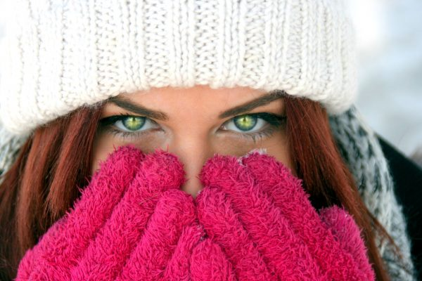 Kolagén v zime