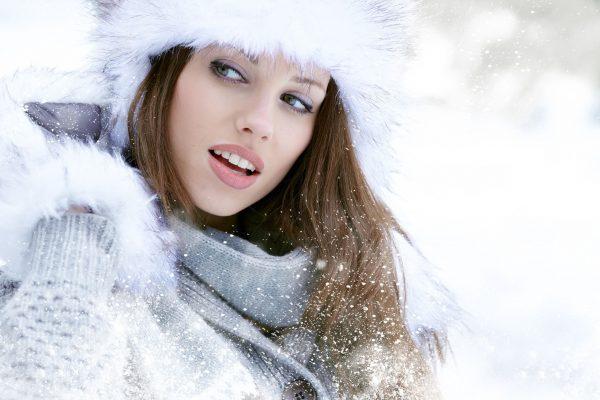 v zime kolagén
