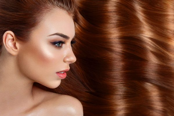2. Účinky kolagénu na vlasy