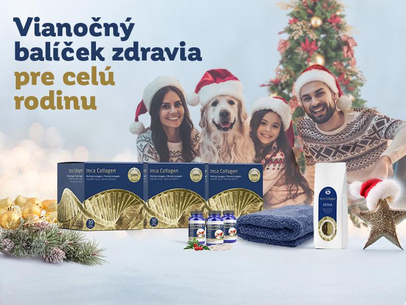 Najzdravší vianočný darček dostanete u nás